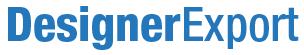 DesignerExport Logo